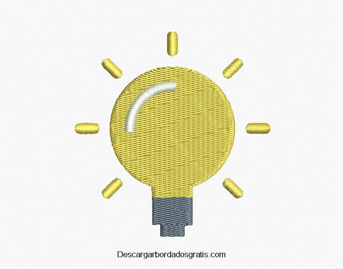 Diseño bordado Idea icono gratis